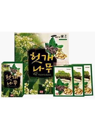 Nước Bổ Gan TW – Hovenia Taewoong Food